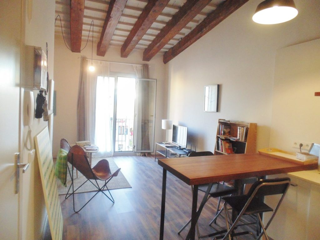 PIso Alquiler Barcelona Flat UP! - LUKE Ciutat Vella (1)