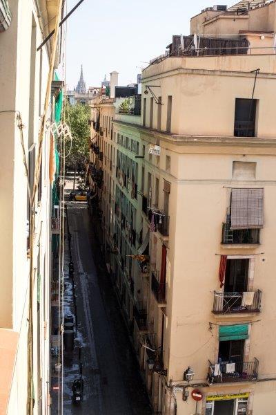 PIso Alquiler Barcelona Flat UP! - LUKE Ciutat Vella (13)