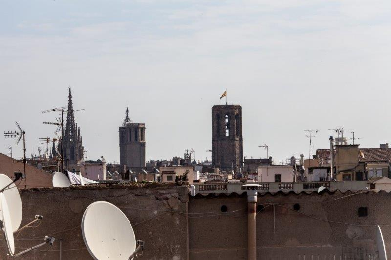 PIso Alquiler Barcelona Flat UP! - LUKE Ciutat Vella (14)