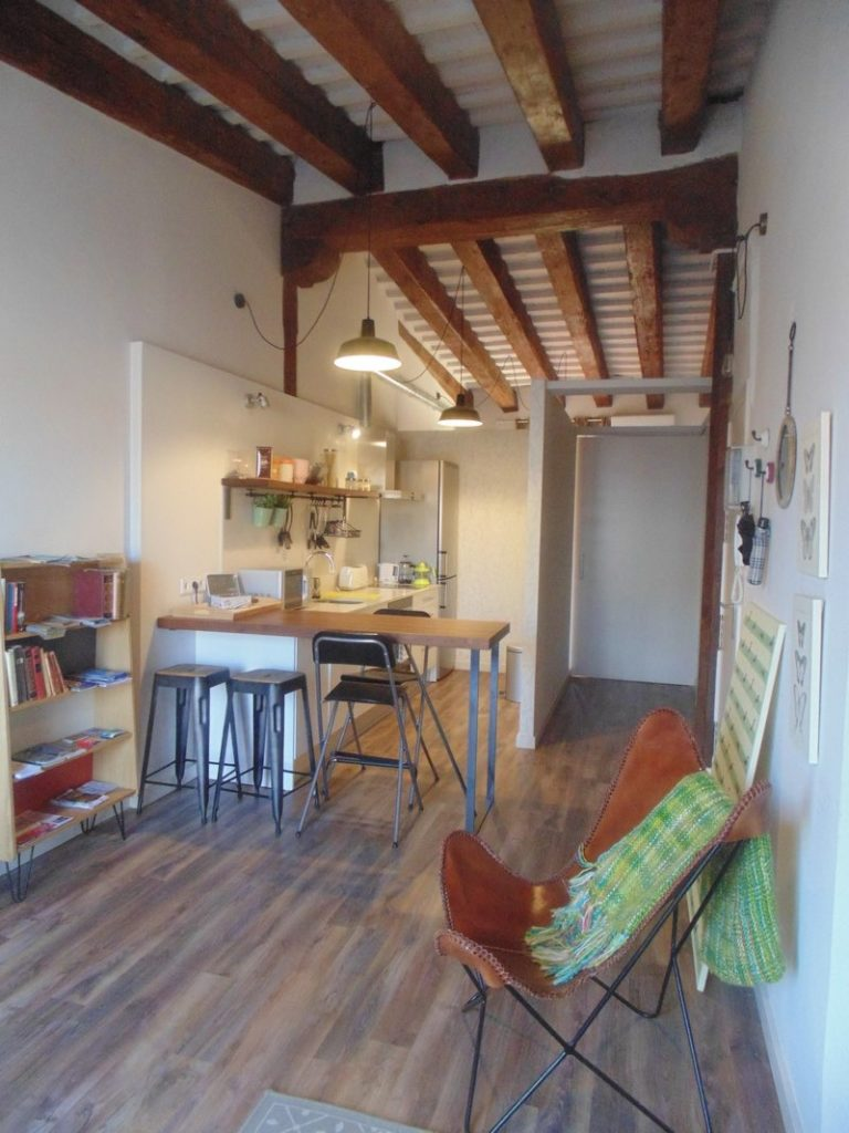 PIso Alquiler Barcelona Flat UP! - LUKE Ciutat Vella (4)