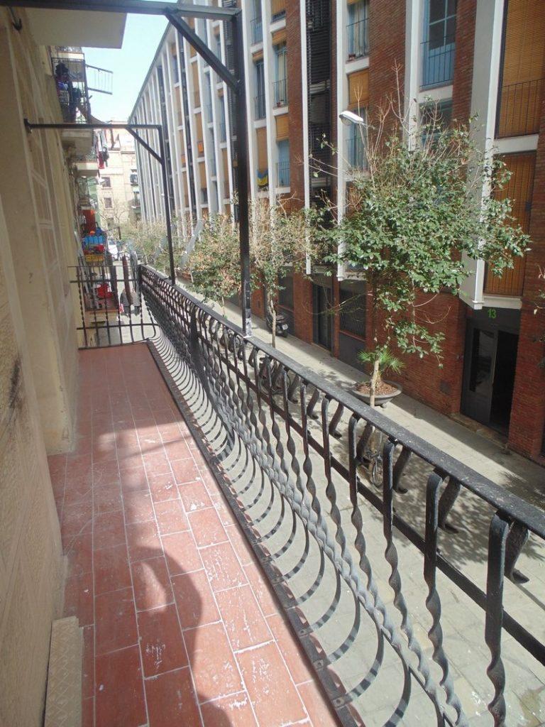 Piso Alquiler Barcelona Flat UP! - JOSEP I (3)