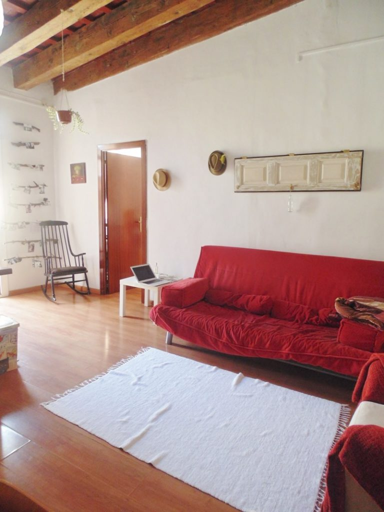 Piso Alquiler Barcelona Flat UP - FUN Ciutat Vella (10)