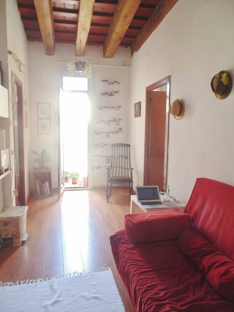 Piso Alquiler Barcelona Flat UP - FUN Ciutat Vella (15)