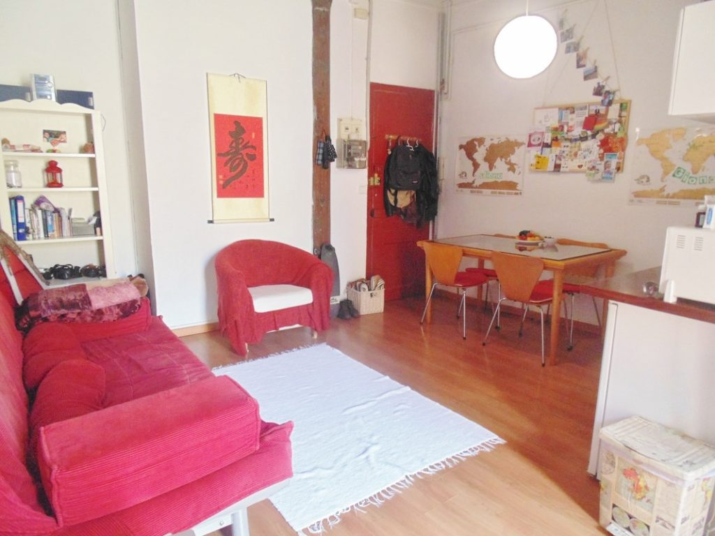 Piso Alquiler Barcelona Flat UP - FUN Ciutat Vella (8)