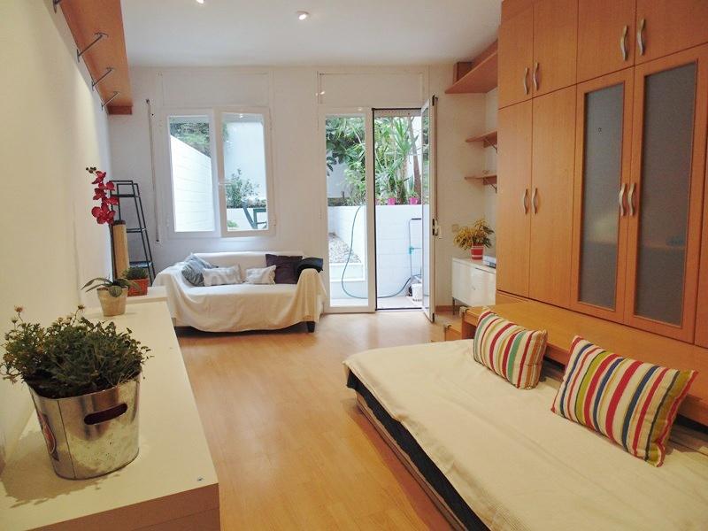 Piso Alquiler Barcelona Flat UP!- ANABEL Vallcarca (7)