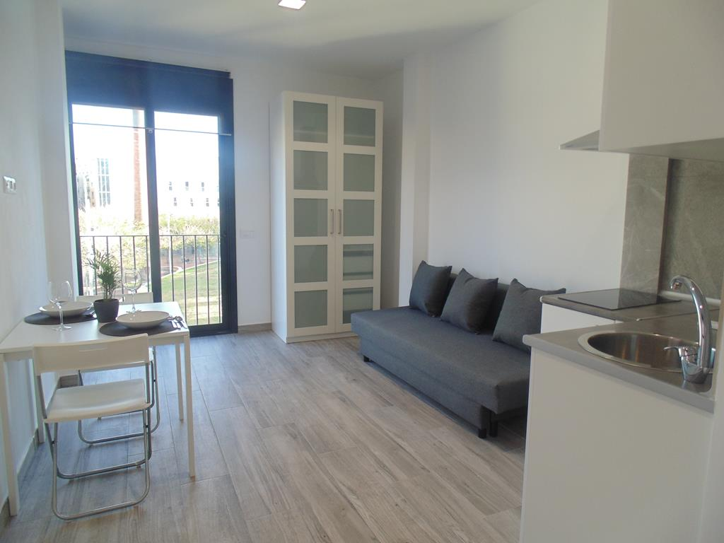 Piso Alquiler Barcelona Flat UP! - SANT PAU I Raval (1)
