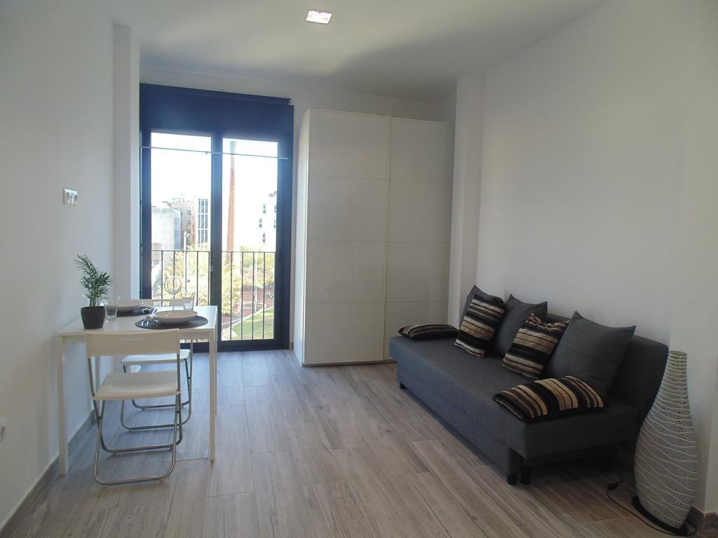 Piso Alquiler Barcelona Flat UP! - SANT PAU II Raval (12)