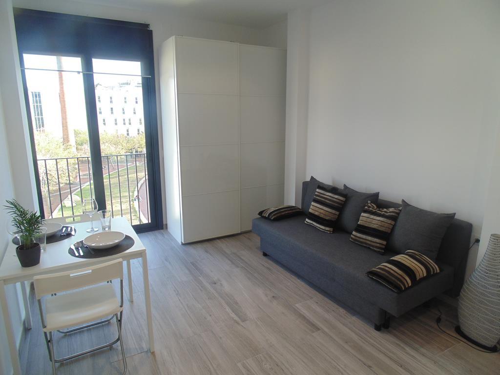 Piso Alquiler Barcelona Flat UP! - SANT PAU II Raval (13)