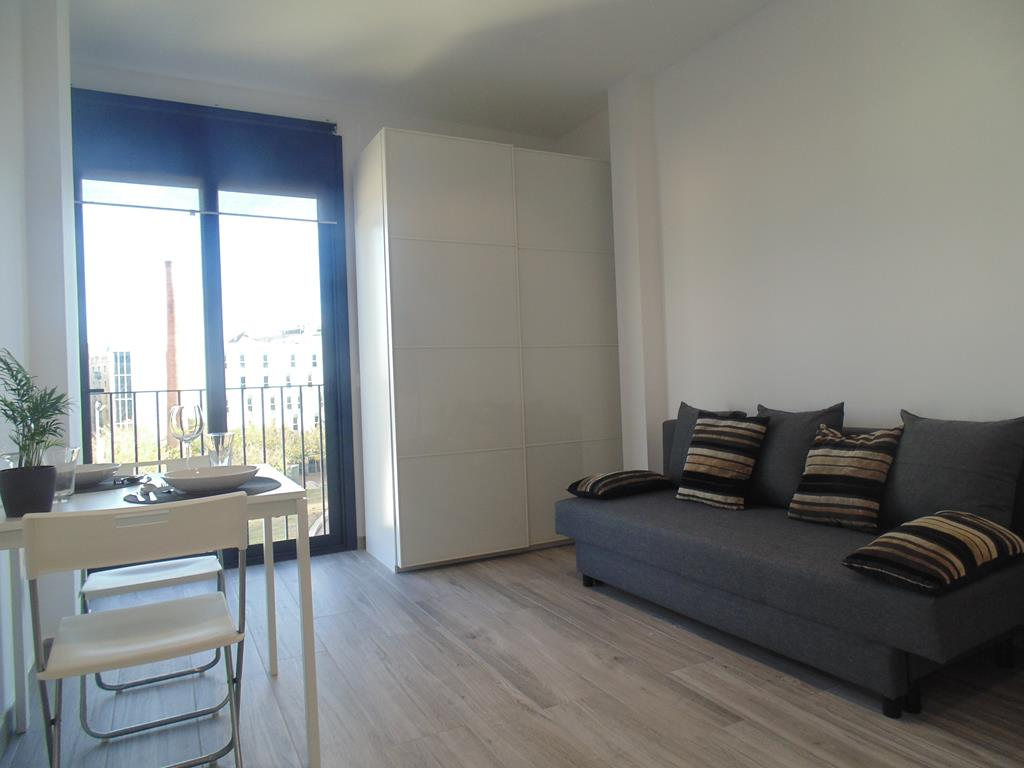 Piso Alquiler Barcelona Flat UP! - SANT PAU II Raval (4)