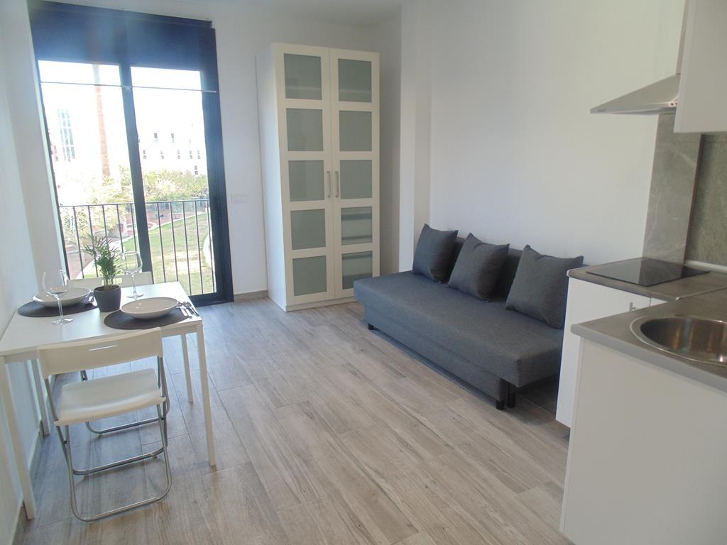 Piso Alquiler Barcelona Flat UP! - SANT PAU III Raval (14)