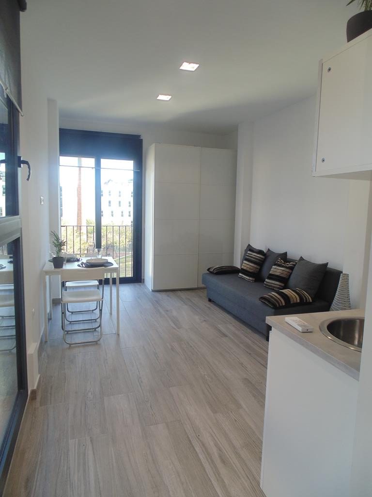 Piso Alquiler Barcelona Flat UP! - SANT PAU IV Raval (8)