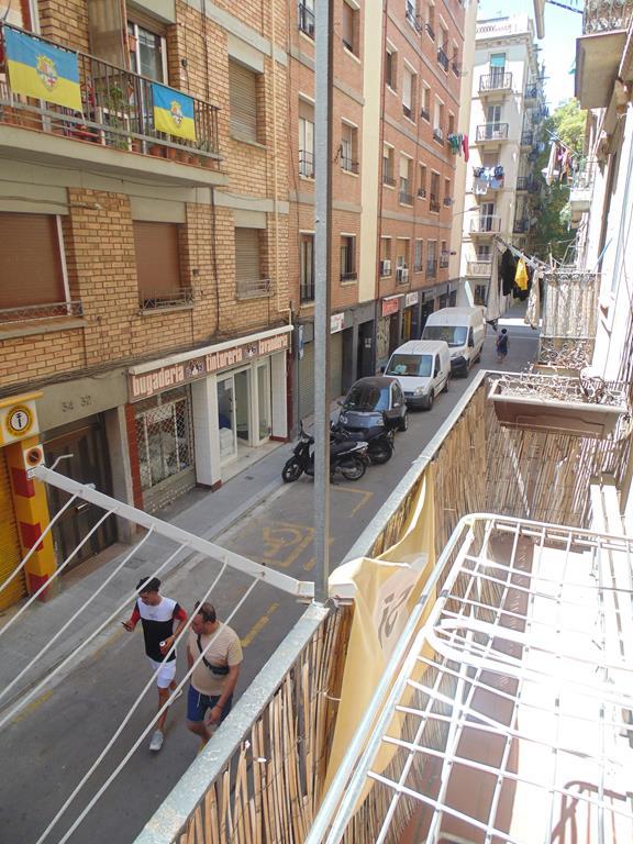 Piso Alquiiler Barcelona Flat Up! - PURPLE Bcnta (3)