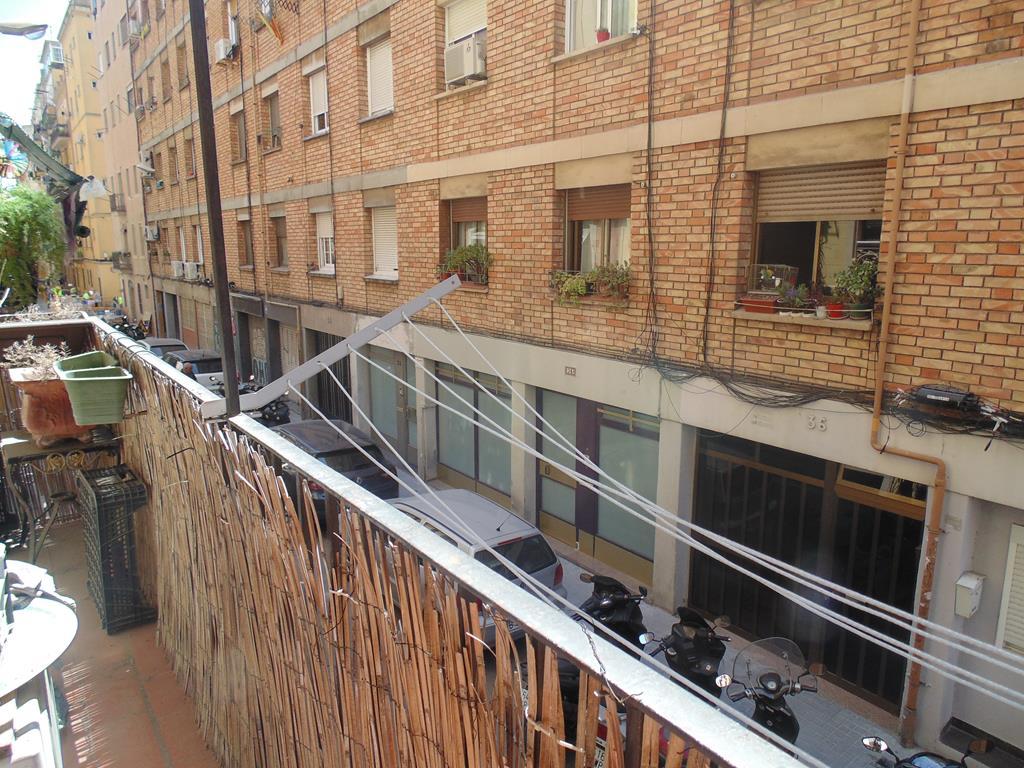 Piso Alquiiler Barcelona Flat Up! - PURPLE Bcnta (2)