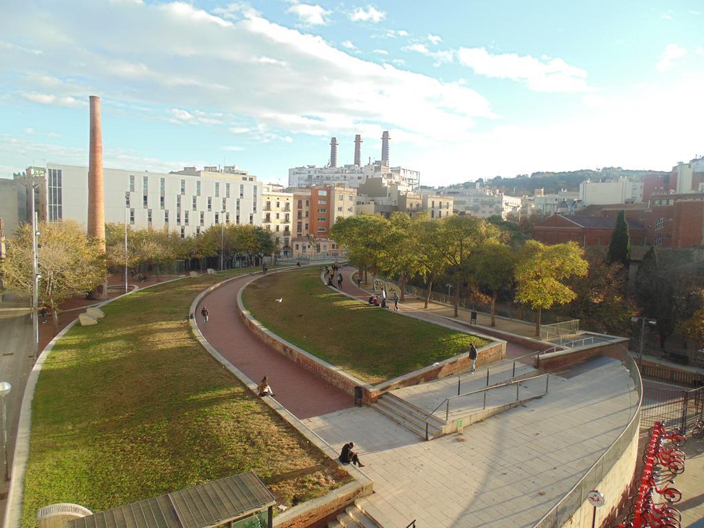 Piso Alquiler Barcelona Flat UP! - SANT PAU I Raval (6)