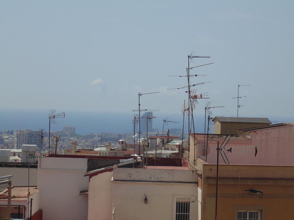 Piso Alquiler Barcelona Flat Up! - BISMARCK Can Baro (5)